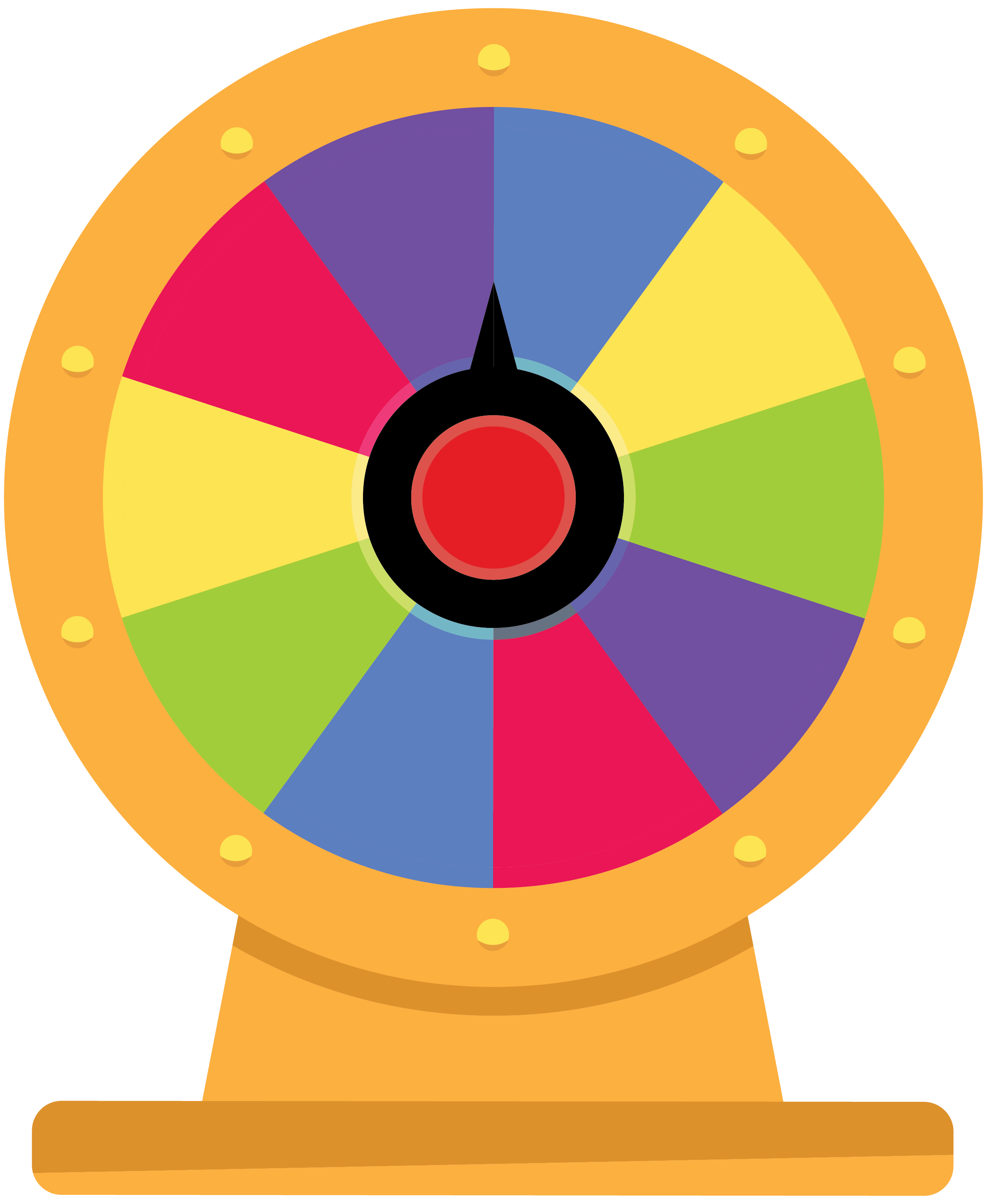 transparent stock  images of to. Spin the wheel clipart
