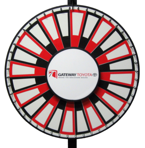 jpg freeuse download Custom insert prize gallery. Spin the wheel clipart