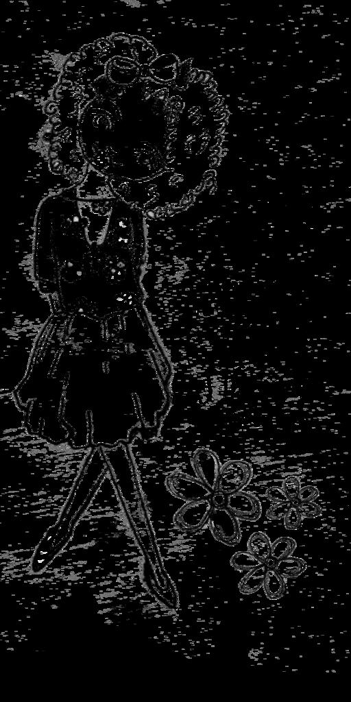 clip royalty free library God s girls acrylic. Spiritual drawing.