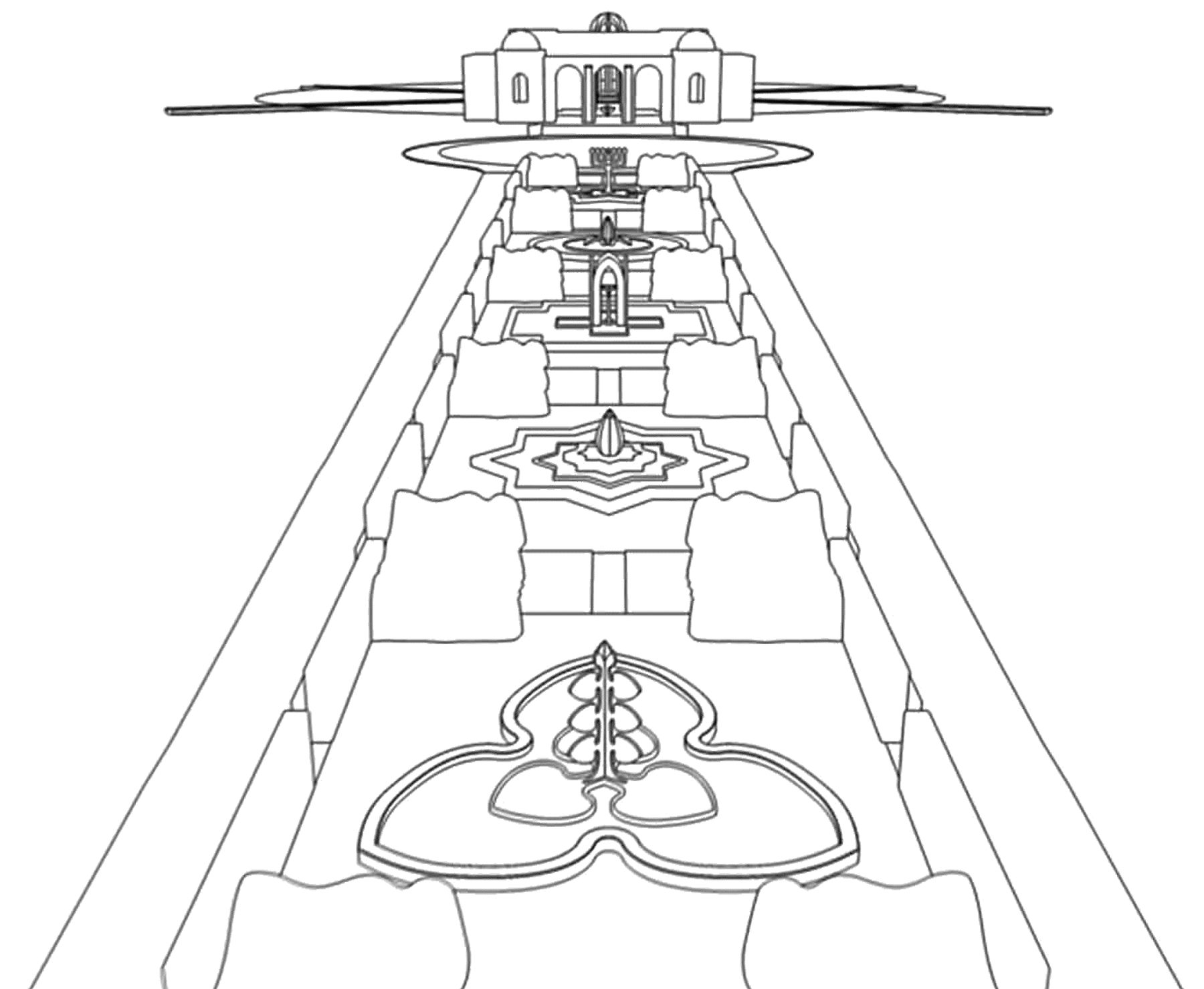 vector download Gardens huub adelheid kortekaas. Spiritual drawing.