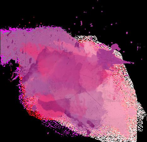 transparent ftestickers pink interesting color splash tumblr