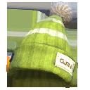 stock Bobble Hat