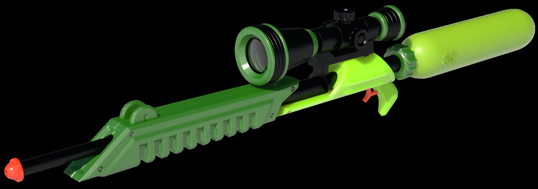 clipart transparent library splatoon transparent sniper #103562204