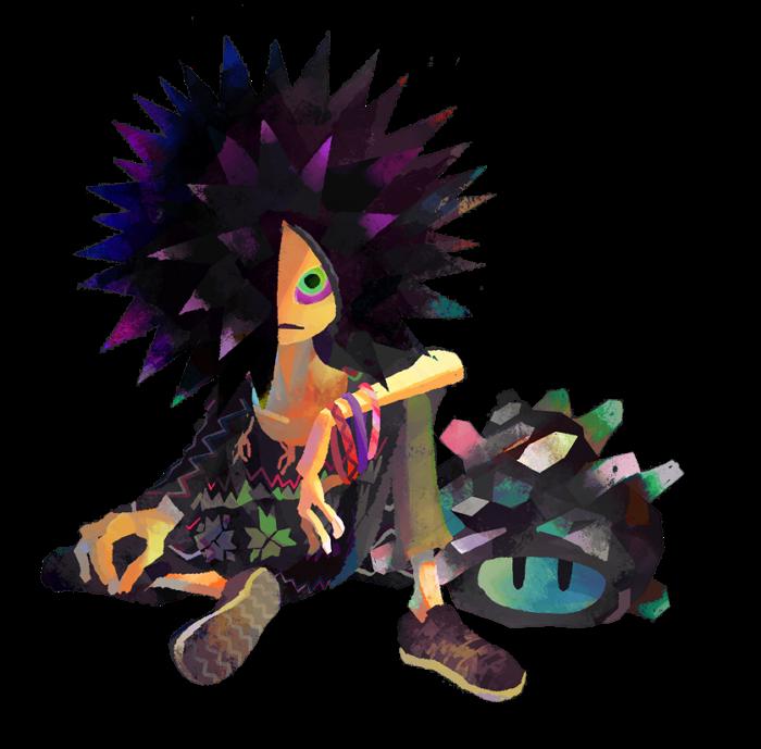 picture royalty free stock splatoon transparent urchin #103560031