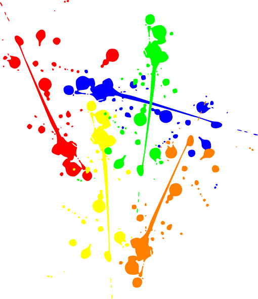 png royalty free download Splatter clipart. Paint clip art at.
