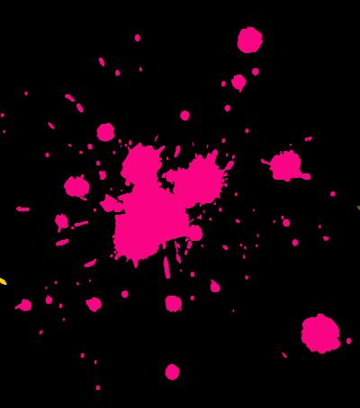 banner library download pink hotpink fuschia paintsplatter paintsplash splatter
