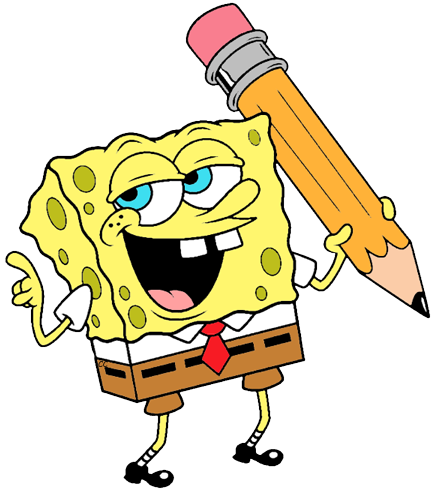 svg transparent download Spongebob Squarepants Clip Art