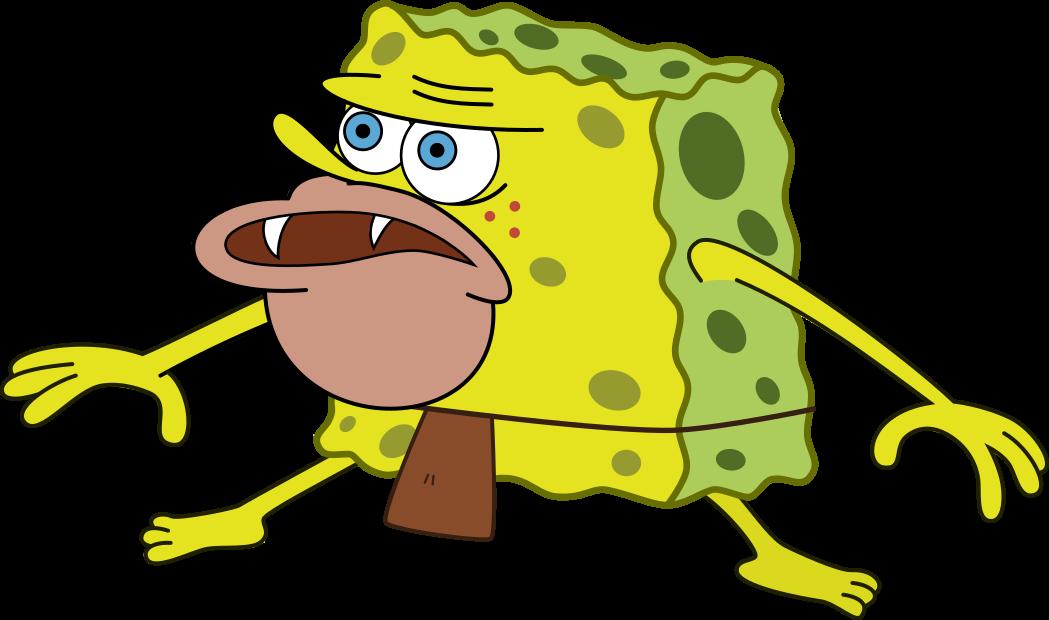 jpg free download Primitive Spongebob Remastered