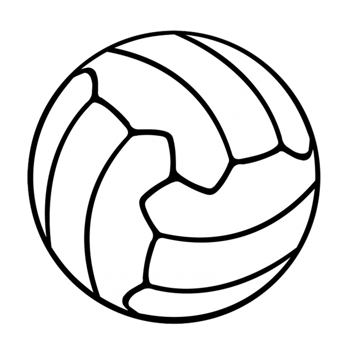 svg transparent stock Sport balls clipart black and white. Different kinds of sports