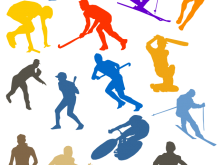 clip royalty free stock Sport clipart. Sports free clip art