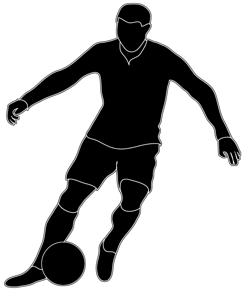 jpg black and white download Different kinds of sports. Sport clipart black and white