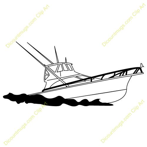 clip art Sport clip art panda. Yacht clipart fishing boat