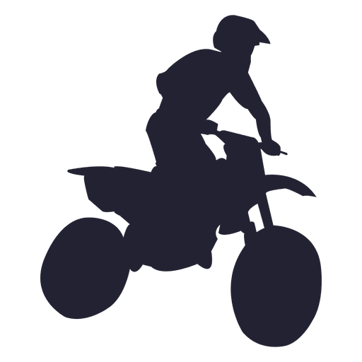 clip download Motocross sport silhouette