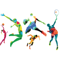 transparent stock Download sports equipment free. Athletic clipart sport banquet