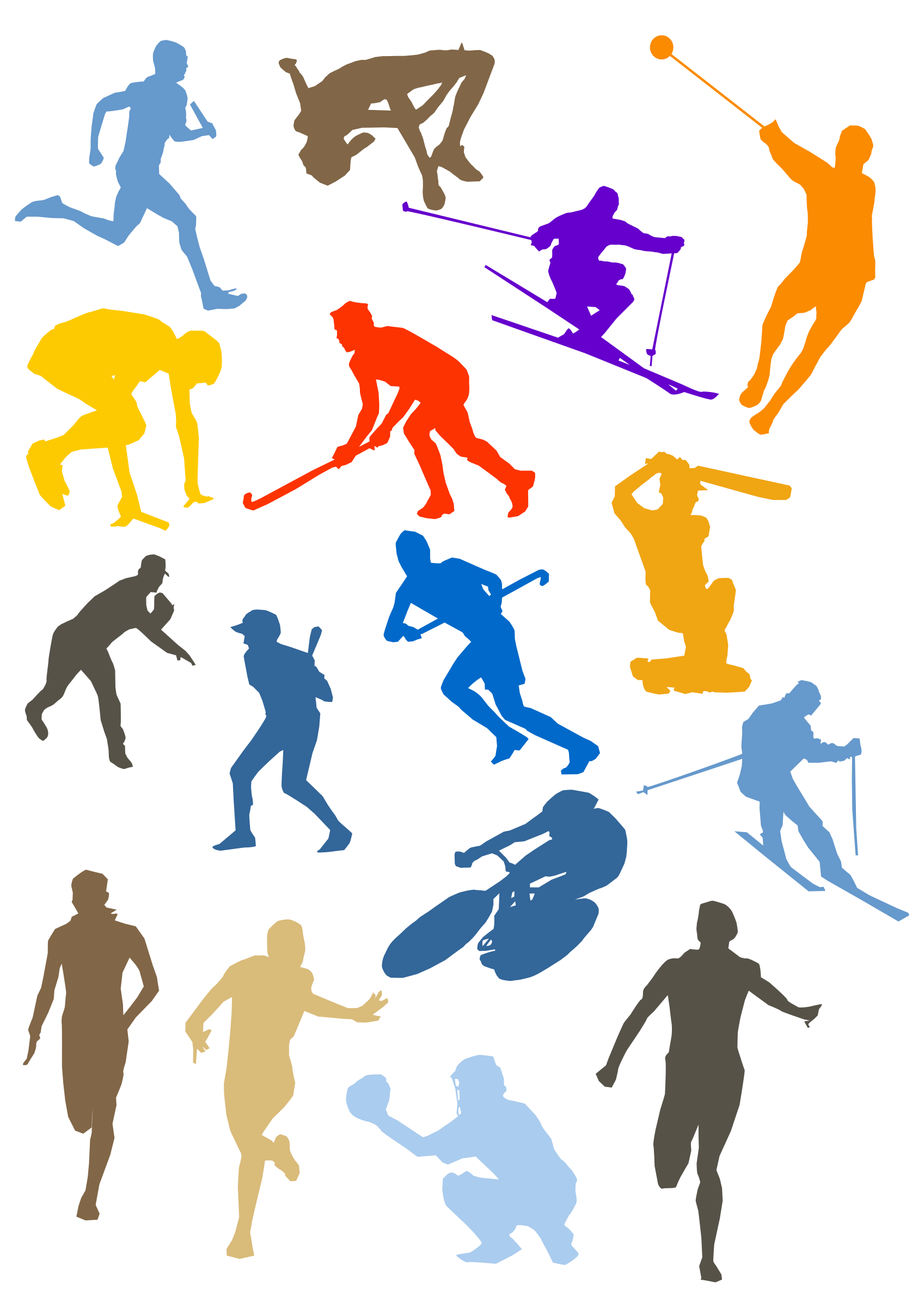 clip art transparent stock Writer clipart sport. Vocabulaire les sports la.