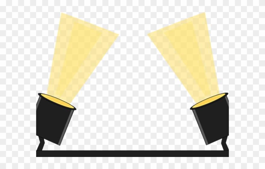 jpg transparent library Spotlight clipart. Lights splot light clip.