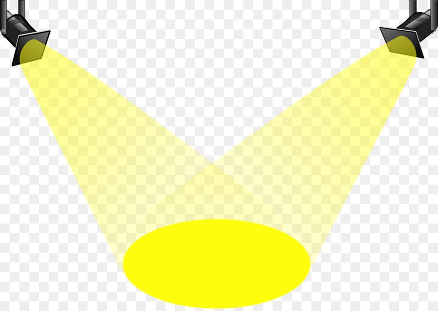 jpg free Spotlight clipart. Yellow background transparent clip.