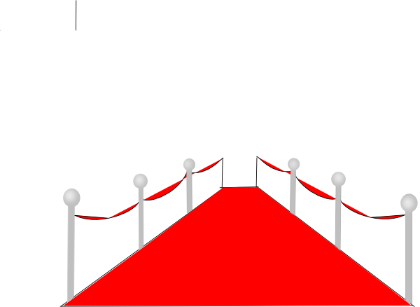 image freeuse download Red Carpet Clipart