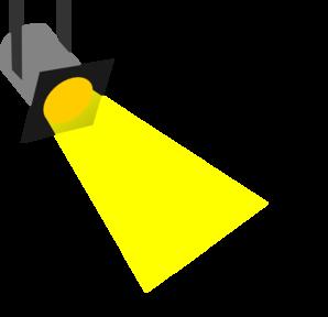 library Small Spotlight Clip Art at Clker