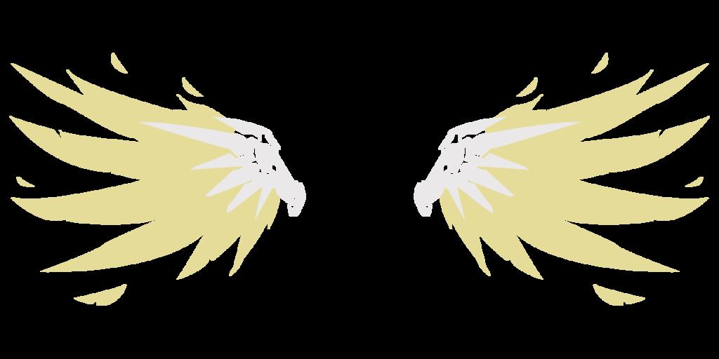 clip art library Mercy Wings Spray by Syliandra on DeviantArt