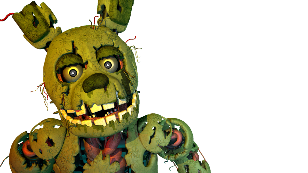 png library download NEW Springtrap Render