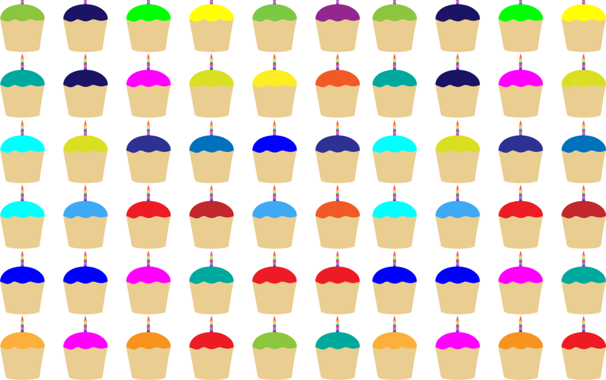 vector black and white stock Cupcake Computer Icons Cartoon Map free commercial clipart