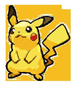 png free download Pikachu Sprite Drawing by EPDanish on DeviantArt