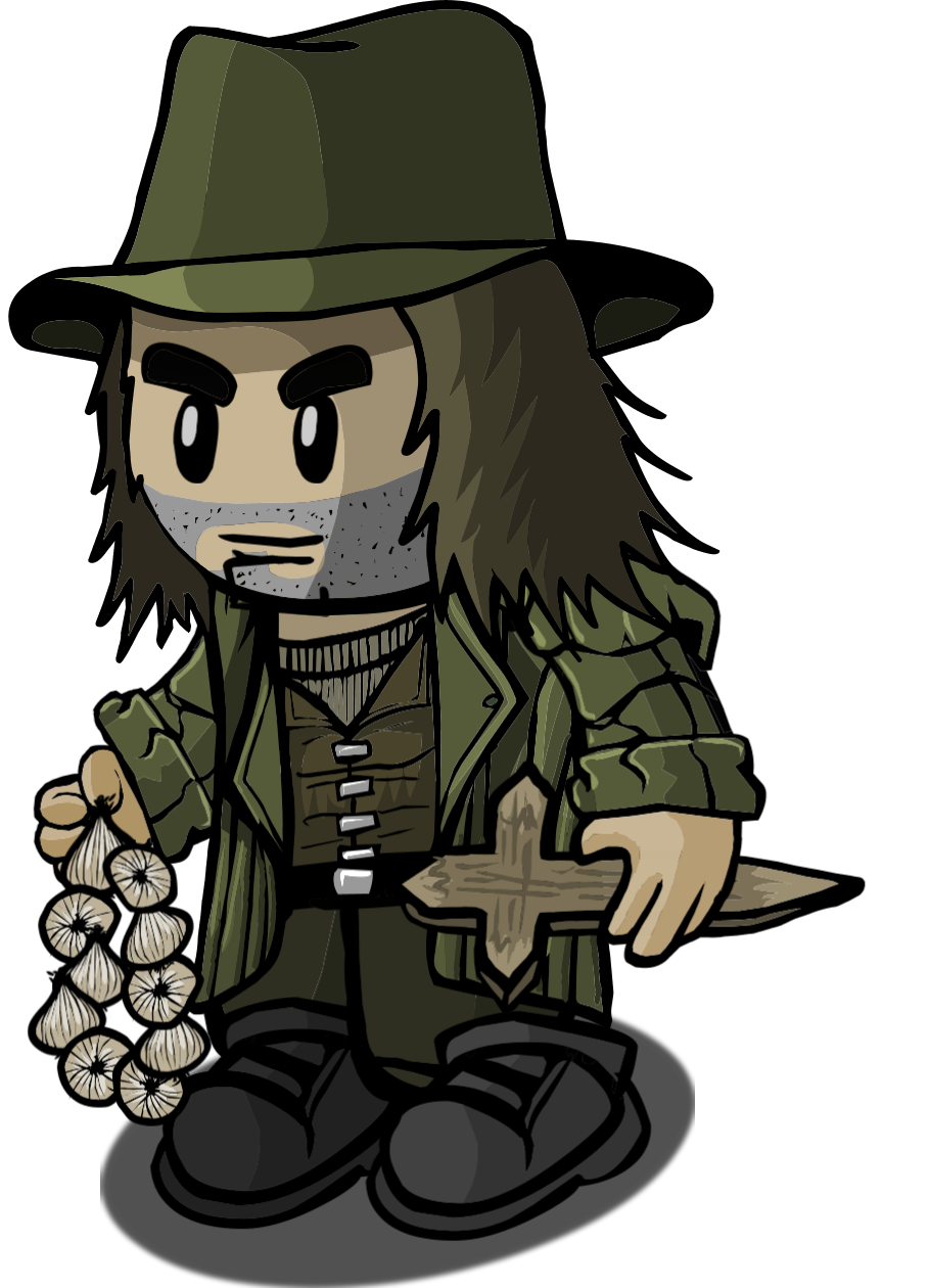 image library Hunter of wiki fandom. Vampire transparent salem town