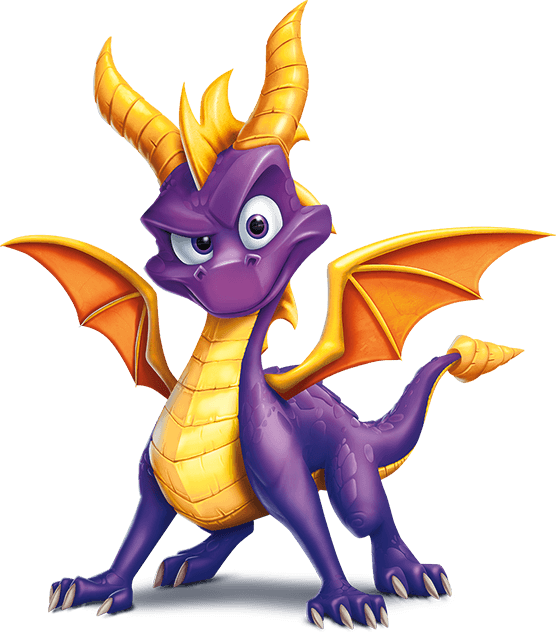 picture freeuse download spyro transparent #87812357