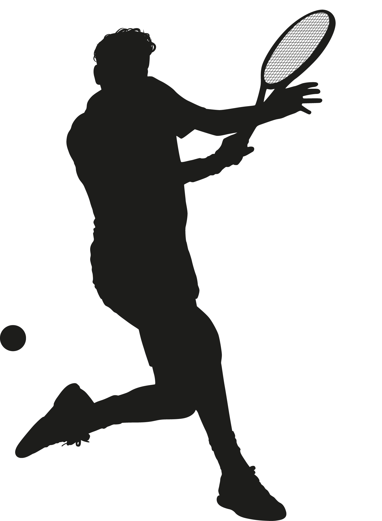 graphic black and white Tennis racket clipart black and white. Squash clip art transprent.