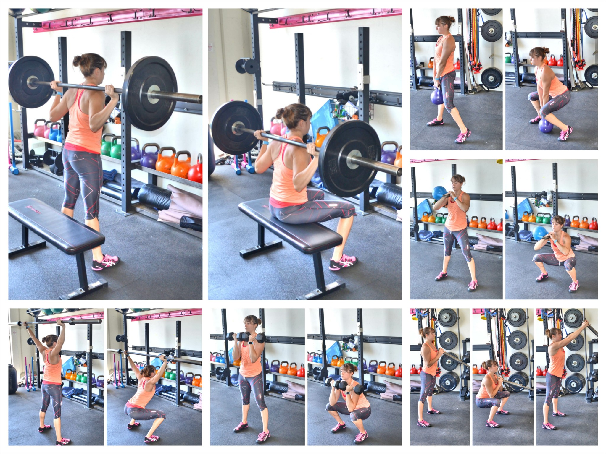 picture free stock Squat Variations