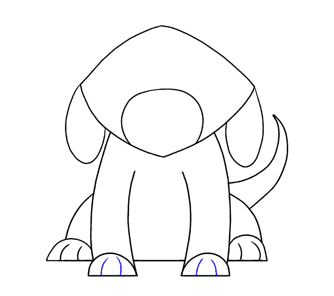 svg royalty free stock Simple Squid Drawing at GetDrawings