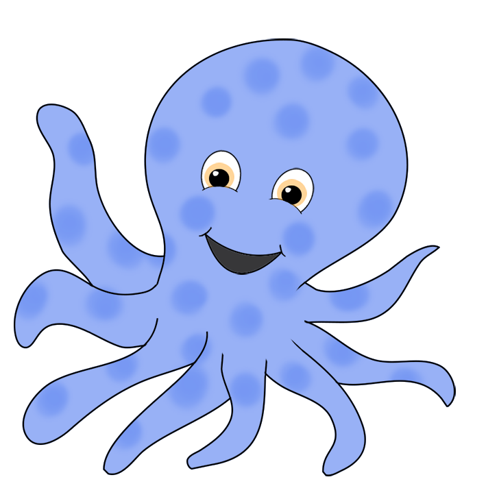 svg free download clipart octopus #66295927