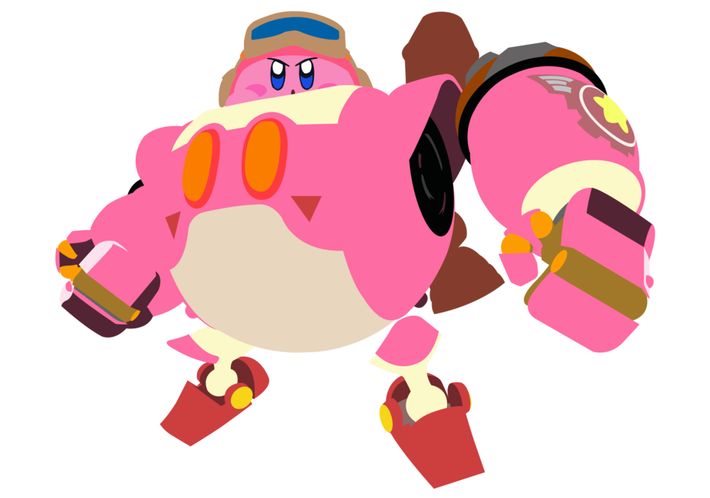 picture library Kirby Robobot by Squiggle