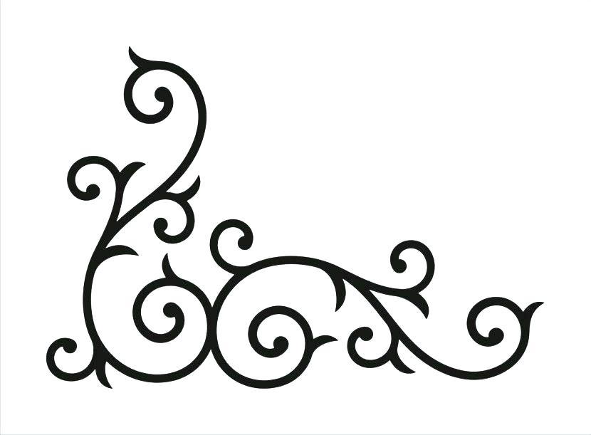 image freeuse stock Squiggly Designs Clip Art Cute Squiggle Design Image Home