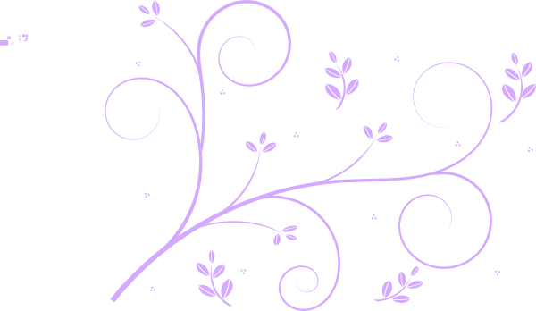 banner library download Purple Decorative Vine Clip Art at Clker