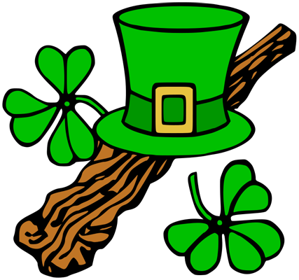 graphic transparent Free s day hat. St patrick clipart