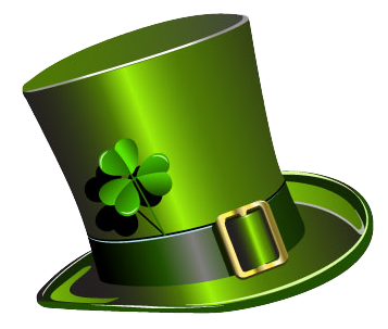 graphic black and white download St patrick clipart. Learn about s day