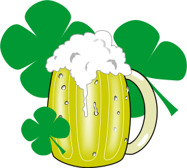 clipart library St Patricks Beer Clipart