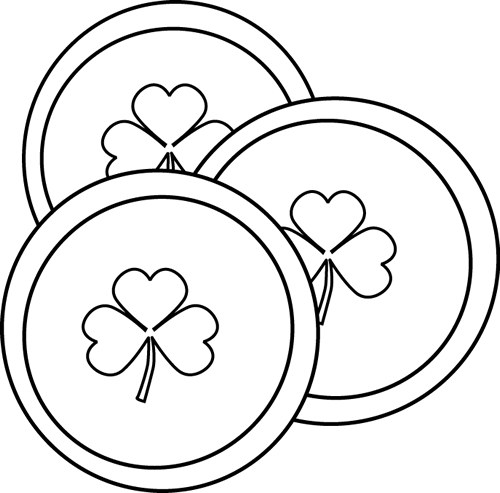 clip art Saint Patrick