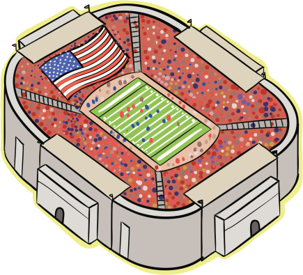 graphic royalty free stock Stadium clipart. Free sports cliparts download.