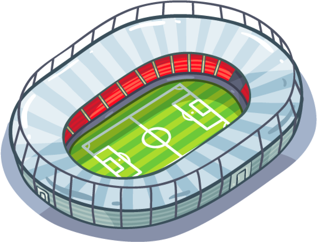 svg library stock Png download full size. Stadium clipart.
