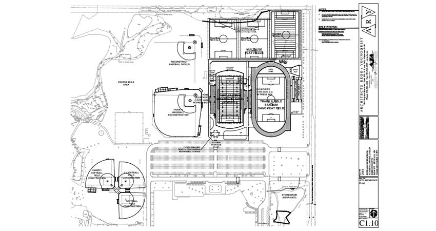 graphic transparent New Stadium Construction
