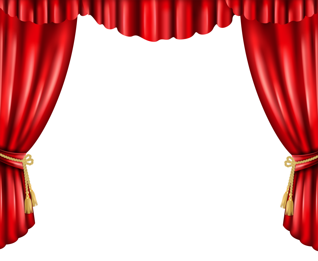 picture royalty free stock Astonishing theatre curtains picture. Curtain clipart curtain raiser