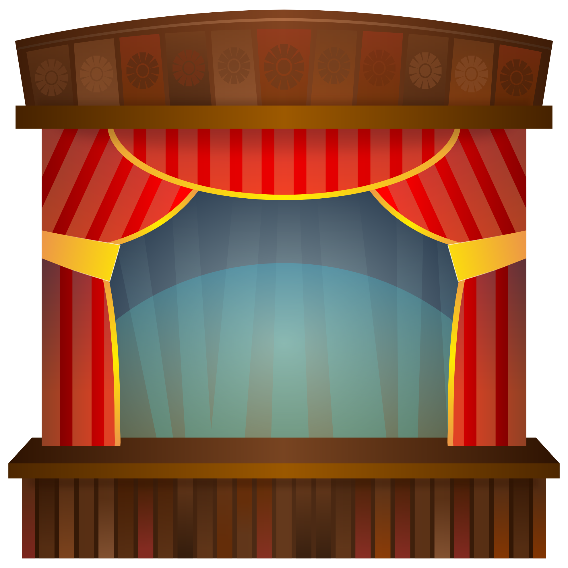 clipart library library Stage Clipart