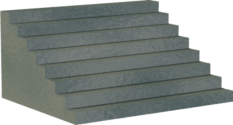 jpg library stock Stairs clipart. Grey png by clipartcotttage