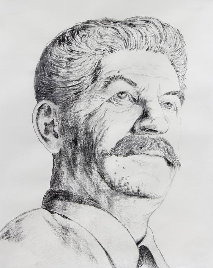 clip download Stalin drawing. Joseph .