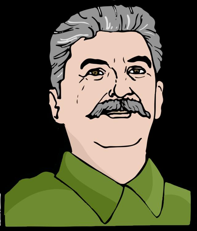 vector royalty free Stalin drawing. Joseph soviet union cartoon.
