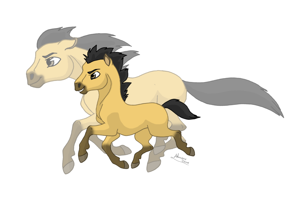 free library From Colt to Stallion by Almairis on DeviantArt