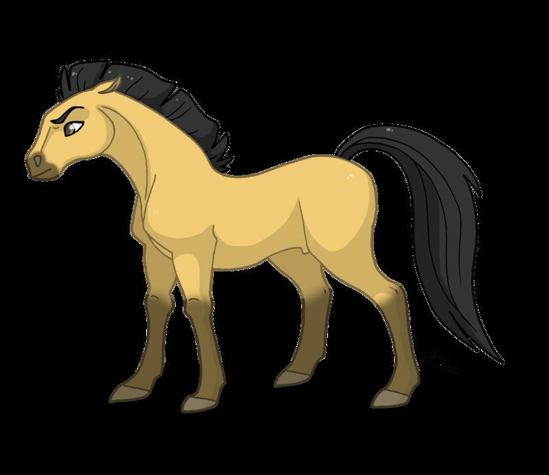 clip freeuse download Stallion of the Cimarron by Almairis on DeviantArt